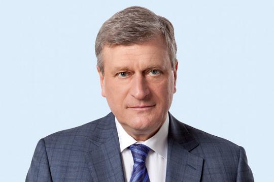 Игорь Васильев поздравил граждан региона сДнем Кировской области