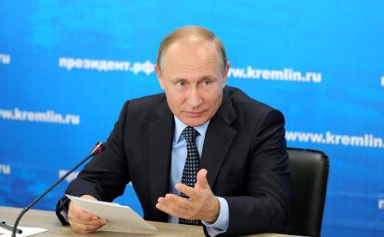 Путин проведет вКировской области совещание  Совета поразвитию местного самоуправления