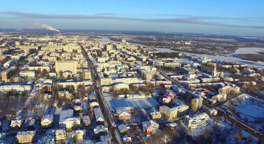 Кировская область— вчисле регионов-лидеров подолговой нагрузке работников