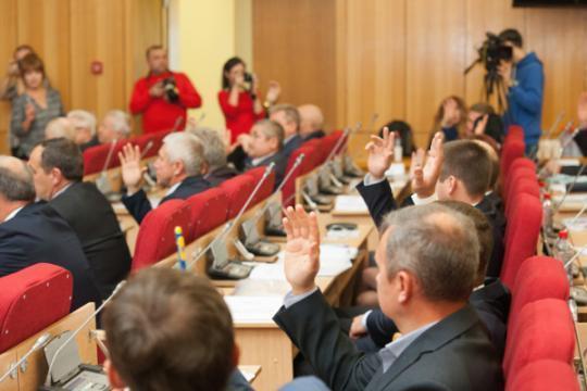 Народные избранники Заксобрания отказались отежемесячных выплат в 10 тыс. руб.