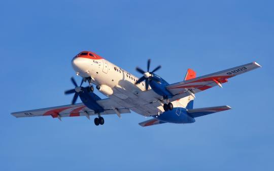 Нижний Новгород будет выпускать Ил-114
