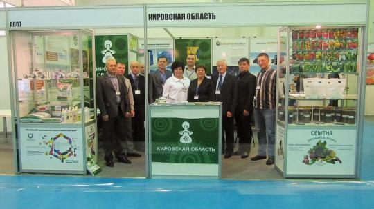 Кировские компании международного сотрудничества