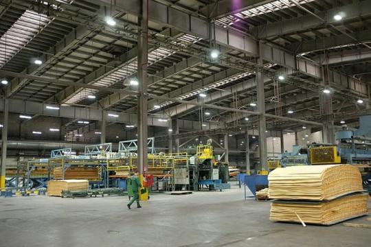 В2016г. вКирове будет открыт новый фанерный завод