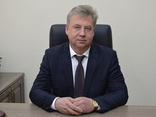Новым главврачом детской областной клиники стал Алексей Рябов