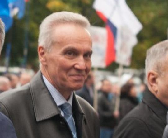 Место Бориса Веснина в руководстве Кировской области занял Владимир Бекетов