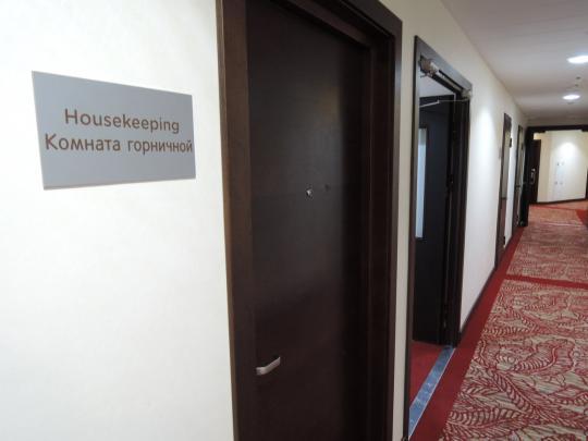 88 процентов казанских гостиниц прошли классификацию