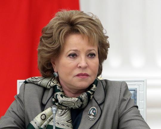 Врио губернатора Кировской области встретился сВалентиной Матвиенко