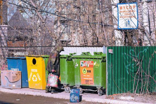 Строчка расходов завывоз мусора появится вкоммунальных платежках