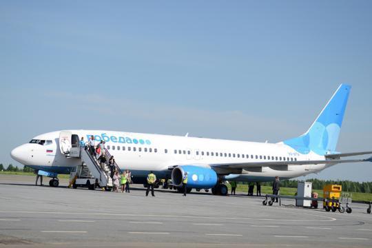 Авиакомпания «Победа» прекращает полеты вкировский аэропорт Победилово с1февраля