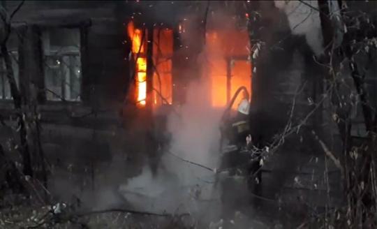ВКирове одномоментно произошли два пожара вцентре города
