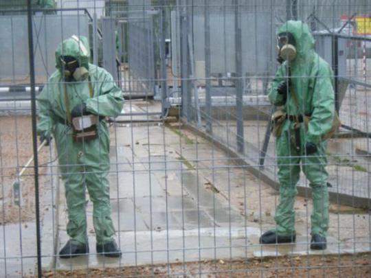 Разрушение химоружия назаводе вКизнере завершат нагод ранее доэтого