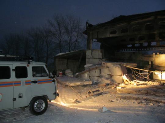 Пофакту взрыва на«Полиспене» вКирово-Чепецке возбуждено уголовное дело