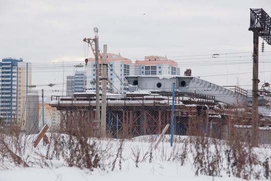 Финансирование строительства путепровода вЧистые Пруды планируют увеличить до1 млрд