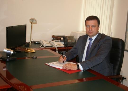 Константин Мищенко будет курировать работу зампредседателей руководства