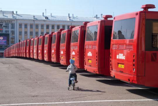 Кредит на покупку автобусов